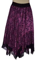 Lace Hanky Skirt