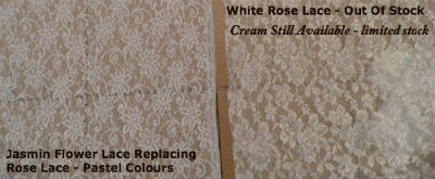 Jasmin Lace Fabric