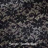 Sample of the Jasmin Lace